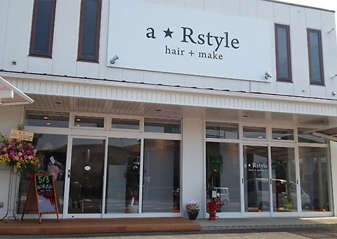 a☆Rstyle hair make